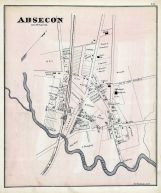 Absecon, New Jersey Coast 1878